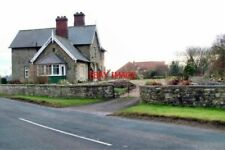 PHOTO  2006 FORMER SCORTON STATION  NORTH YORKSHIRE THE STATION WAS RESTORED IN
