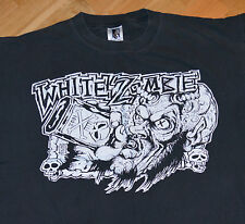 RaRe *1993 WHITE ZOMBIE* vtg rock concert tour t-shirt (XL) Rob Industrial Metal
