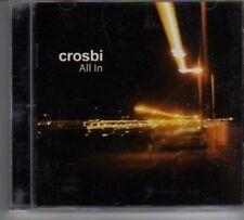 (AV34) Crosbi, All In - 2006 CD