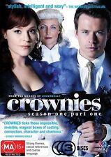 Crownies : Season 1 : Part 1 (DVD, 2011, 3-Disc Set)