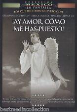 Ay Amor Como Me Has Puesto 1951 DVD NEW En Pantalla German Valdez Tin Tan SEALED