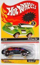 MOMC 2009 RLC Neo-Classics Series 8 #6 chrome Pit Crew Car