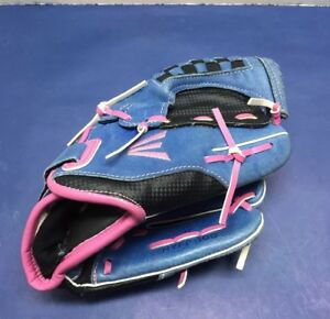 "Easton Fastpitch Softball Baseball Glove Ball Mitt 9"" NYFP1100 Right Handed."