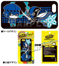 Persona 4 the Golden Animation Naoto Shirogane iPhone 5/5S Phone Cover Case
