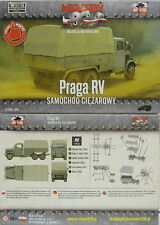 LKW Praga RV Plane, First To Fight, 1/72 Plastik ,NEU,