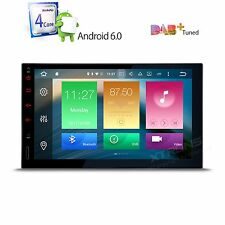 "RADIO GPS 2DIN COCHE ANDROID 6.0 OCTA CORE 2GB RAM 32GB ROM LCD 7"" TACTIL HD 4K"