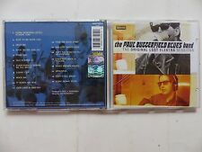 CD ALBUM The PAUL BUTTERFIELD BLUES BAND The original lost Elektra sessions 7350