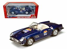 HOT WHEELS 1:18 60TH ANNIVERSARY FERRARI 250 GT CALIFORNIA DIECAST CAR L2949