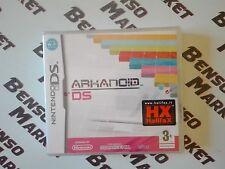 ARKANOID DS - NINTENDO DS DSi 2DS 3DS - PAL ITA ITALIANO - NUOVO SIGILLATO