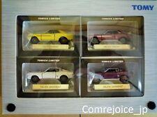 TOMY Mini Car TOMICA LIMITED CELICA/CELICALB 4 MODELS Set Rare F/S