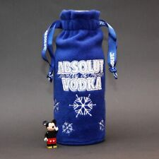 ORIGINAL ABSOLUT VODKA BLUE SNOWFLAKE POLAR EMPTY 700ml CASE SKIN TURKEY TURKISH