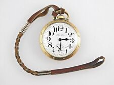 Estate Hamilton 950B Railway Special 23 Jewels 10k Gold Filled Mens Pocket Watch