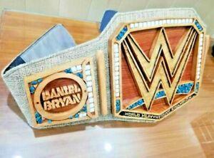 WWE DANIEL BRYAN WORLD HEAVY WEIGHT CHAMPIONSHIP BELT ADULT SIZE