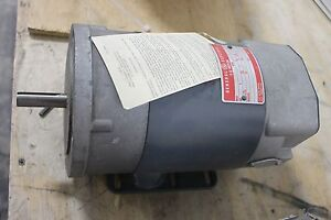 NEW General Electric GE 5BCD56KB8C V75A/50F Motor 1/2HP 1725RPM