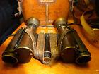 vintage ww1 Carl Zeiss Binoculars Feldstecher  8