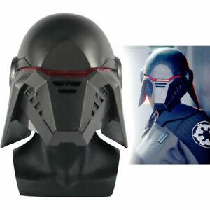 Star Wars Jedi Fallen Order Second Sister Inquisitor Helmet Cosplay Mask PVC