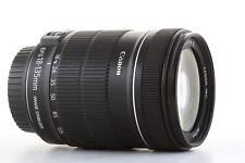 Objectif Canon EF-S 18-135mm IS pour EOS 1200D 750D 700D 70D (EFS) Garanti 6mois