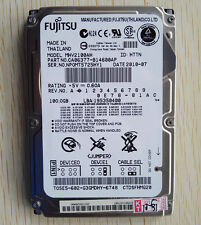 IDE PATA HDD Hard Disk drive 2.5in 100GB 8M 5400RPM for Laptop Fujitsu Hitachi