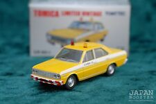 [TOMICA LIMITED VINTAGE LV-33a 1/64] NISSAN CEDRIC ROAD SERVICE CAR (Yellow)