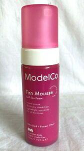 Model Co Ultra Dark Tan Tanning Mousse Self-Tan Foam 50ml