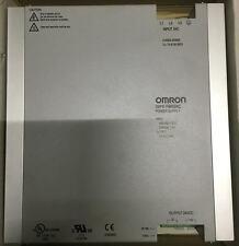 OMRON s8pe-f96024c Anteriore Montaggio Alimentatore 400vac 24vd guida DIN 3 fase PSU