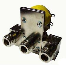 Neuf Tohtsu CZX-3500 Spdt 12VDC N Connecteur Micro-Onde Coaxial Relais - à 4 GHZ