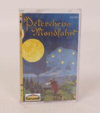 Peterchens Mondfahrt Carousel Cassette Hörspielkassette Stereo Märchen