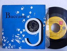Baccara N°4 ANDRE BERTIN JACQUELINE DANNO YVES FRANCOIS JEAN CLAUDE CALAIS