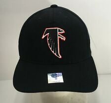 Atlanta Falcons Sports Specialties Snapback Black RARE Vintage  DS Hat Cap NWT