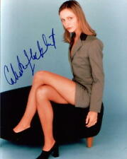 CALISTA FLOCKHART.. Leggy & Lovely (Ally McBeal) SIGNED