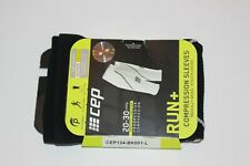 CEP Run Compression Pro Calf Sleeves 2.0 Women Size IV/ 4 BLACK WS45504 NEW