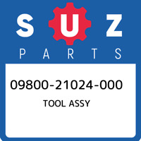 09800-21024-000 Suzuki Tool assy 0980021024000, New Genuine OEM Part