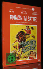 DVD RIVALEN IM SATTEL - MEDIABOOK - RODEO WESTERN LEGENDEN 30 - JOHN LUND * NEU