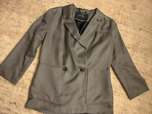 Rachel Comey double breasted silk jacket as new