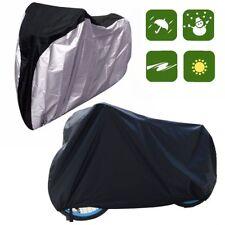 190T Waterproof Bike Bicycle Motorcycle Cover Rain Snow UV Protector Durable