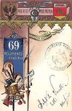 C5098) VERCELLI 69 REGGIMENTO FANTERIA BRIGATA ANCONA. VG NEL 1903.