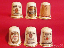 Gold Collectable China Sewing Thimbles