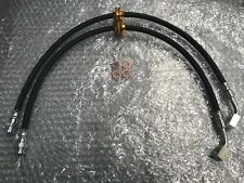 Commodore VB VC VH VK VL to VT Front Brake Rubber Upgrade Conversion Brake Hoses