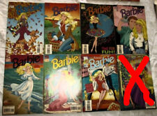 Barbie U-PICK ONE #48,49,51,52,53 or 54 Marvel (1994-95) PRICED PER COMIC