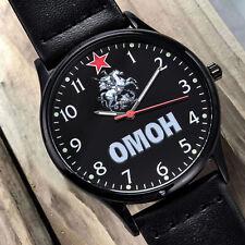 Super Novelty 2020 Wrist Commander watch Riot police OMON SWAT Russian Army