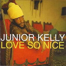 JUNIOR KELLY Love So Nice CD. VP 1607. 2001
