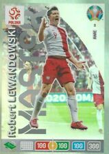 PANINI EURO 2020 ADRENALYN XL RARE NUMBER 8 LEWANDOWSKI MINT