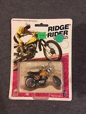 Vintage Zee Toy Ridge Rider Yamaha Tt 1 Motorcycle