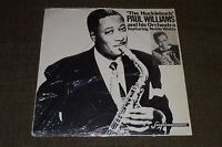 Paul Williams & His Orchestra featuring Noble Watts~Hucklebuck~Swedish IMPORT