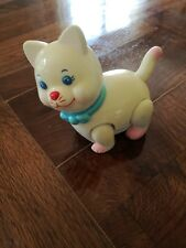 Jouet Ancien petit Chat Chicco Vintage