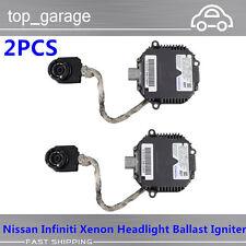 2x OEM Genuine 04-13 Subaru Impreza WRX STi Xenon HID Headlight Ballast Igniter