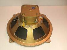 Speaker Grundig NT3 with zentrieren Spider from Grundig Type 298W-Tube Radio