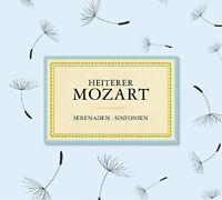 HEITERER MOZART  CD NEW MOZART,WOLFGANG AMADEUS