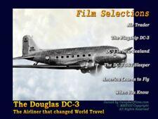 Douglas DC-3 Airliner - Greatest Passenger Airliner that flew Around thw World