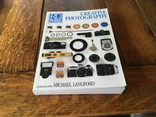 Creative Photography RD Home Handbooks by Michael Langford (1991 1st Edition)